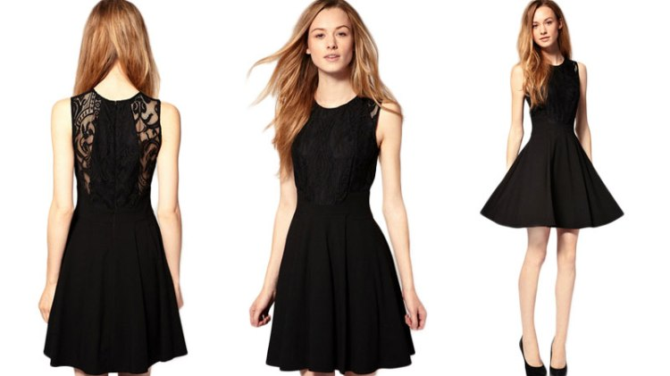 Little-Black-Dress keren