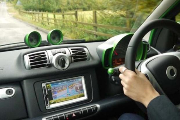cara mengemudi mobil